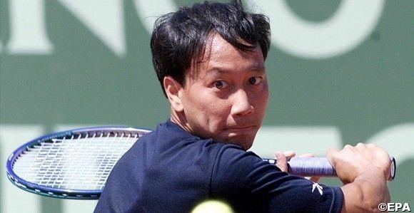 Michael Chang ( EPA)