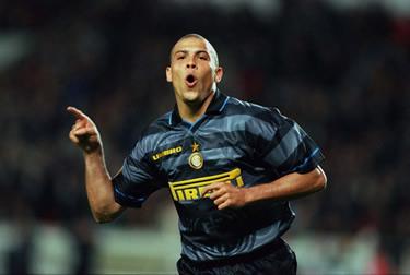 Ronaldo in nerazzurro