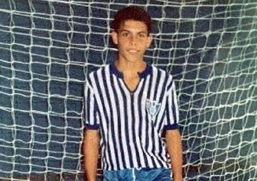 Ronaldo nel Social Ramos Clube