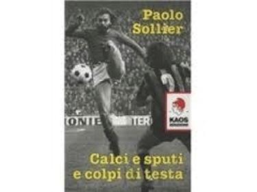 La copertina del libro di Paolo Sollier
