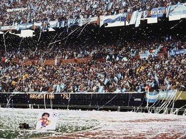 La finale: Argentina campione mondiale (©AFP)