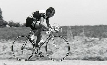 Fausto Bertoglio, il vincitore del Giro d'Italia 1975