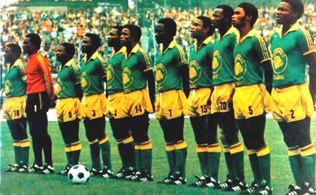 lo Zaire 1974