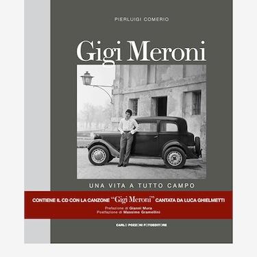 La copertina di Gigi Meroni - Una vita a tutto campo