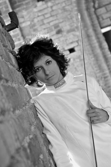 La spada di Bianca (@ Augusto Bizzi)