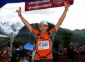 Massimo Tagliaferri al Grand Trail Valdigne