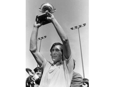 La vittoria al Roland Garros 1973