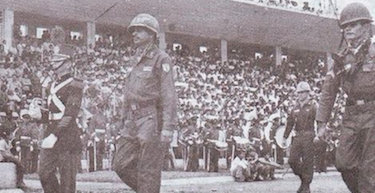 Militari in campo per El Salvador-Honduras