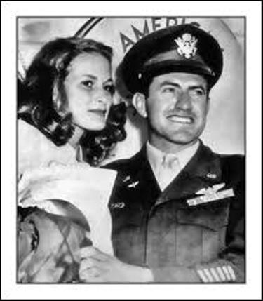 Louis con la moglie Cynthia