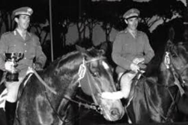 Cavalli e trofei