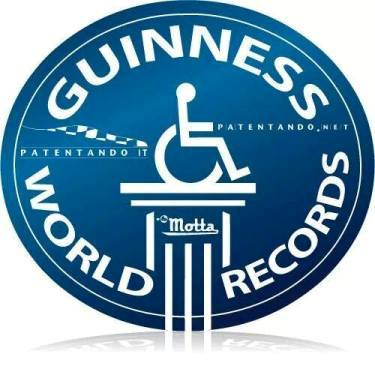 Il logo del Guinness World Record