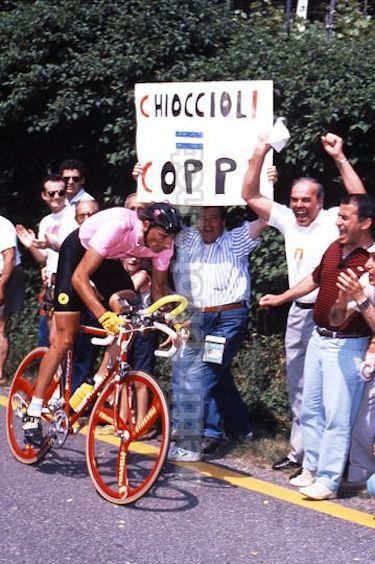 Chioccioli arriva a Casteggio tra l'entusiasmo dei tifosi
