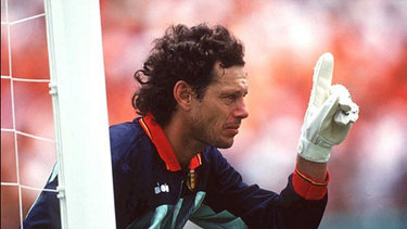 Michel Preud'homme in porta