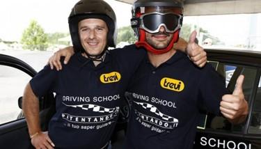 Omar Frigerio e Daniele Cassioli (© guidalbuio.com)