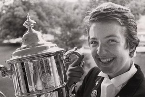 Catherine Lacoste nel 1967 U.S. Women's Open