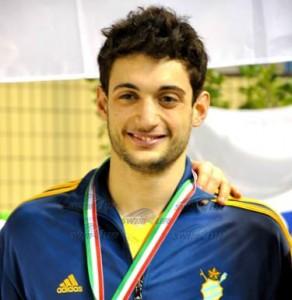 Fabrizio Sottile ai campionati italiani