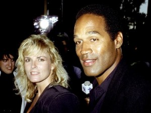 O.J. Simpson e Nicole Brown