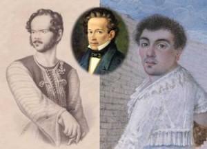 Giacomo Leopard e Carlo Didimi (©parcopoesia)