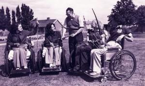 L'origine delle Paralimpiadi (@ getty images)