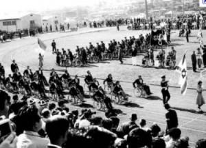 Le prime Paralimpiadi