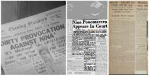 Giornali dell'epoca sul caso