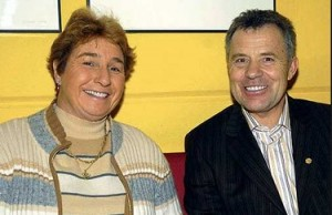 Negli anni Novanta: Erik e Marielle