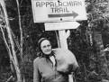 Emma Gatewood sull'Appalachian Trail