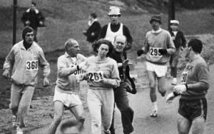 La maratona di Boston