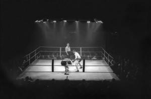 Salle Wagram, 20 gennaio 1938, Cerdan contro Zides
