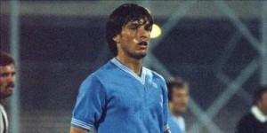 Gaetano Musella in campo