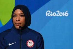 Ibitihaj a Rio 2016