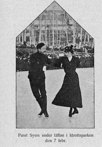 Madge e il marito Edgar