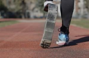 Le gambe di Martina Caironi