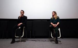 Simone Saponieri e Martina Caironi