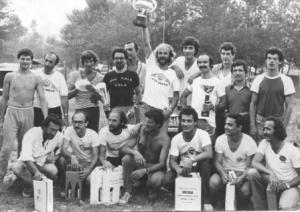 Bobbio, atterraggio del 1978 ( © Archivio Luigi Romenghi)