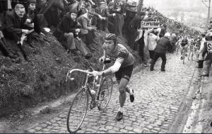 Merckx a piedi