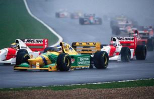 Donington 1993 frame iniziale